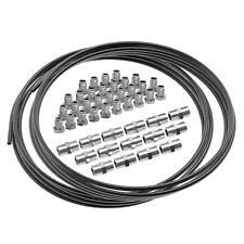 10m Bremsleitung Bremsrohr Stahl 4,75 mm + 30 Verschraubungen + 15 Verbinder