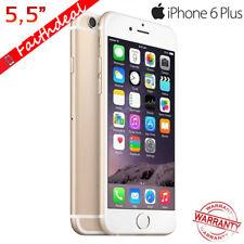 Oro 64GB Apple iPhone 6 Plus 4G Smartphone Ricondizionati Grado 2 anno Garanzia