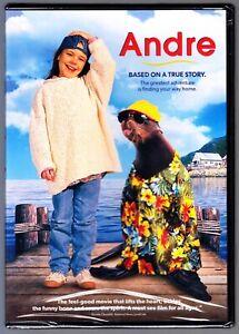 ANDRE (1994) DVD Region 1 New & Sealed