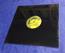 """Bunny Wailer (12""""maxi) pour much trouble [TUFF GONG 1996 Le Reggae Vinyl Marley] Comme neuf"""