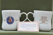 Vintage 1987 Americas Cup Taster Choice Sailboat Yacht Coffee Mug 12 Oz Size