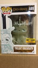 Funko Pop! Lord of the Rings LOTR Glow Twilight Ringwraith Hot Topic Exclusive