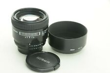 Nikon AF Nikkor 85mm f/1,8, FX, HN23, gut