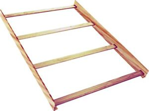 Full Size Conversion Kit Bed Rails for Echelon Convertible Cribs