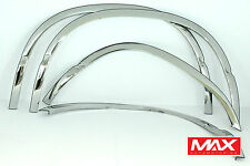 FTDO201 2002-2008 Dodge Ram 1500 Short Bed POLISHED Stainless Steel Fender Trim