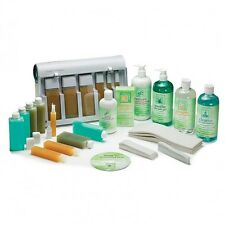 Pulito e facile Roller Head SPA Waxing KIT la depilazione