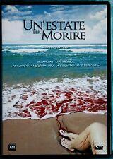UN'ESTATE PER MORIRE - DVD N.00357