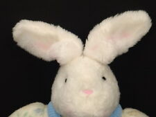 Corduroy Police Lou Easter Bunny Rabbit With A Carrot Plush Stuffed Animal Toy