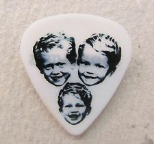 Chris Shiflett Foo Fighters White Guitar Pick 2011-2012 Wasting Light Tour