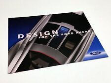 2006 Ford Reflex F-250 Super Chief Shelby GT500 Edge Brochure