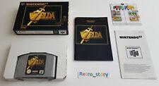 Nintendo 64 N64 - The Legend Of Zelda Ocarina Of Time - PAL