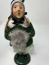 Byers Choice 1993 Carolers Girl *Signed/Numbered 50/100*