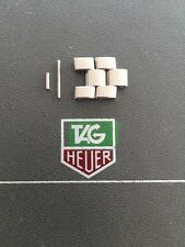 Tag Heuer 12.5mm Chrome Link With Inserts