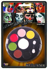 Deluxe Base Makeup Kit Face Paint Halloween Costume Accessory