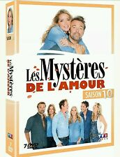 Les Mystères de l'amour - Saison 10 - DVD NEUF SERIE TV vu 1fois