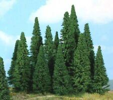 Heki 2242 Tannen 20 Stück Bäume, H0 / TT / N, 9 - 14 cm, Neu