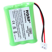 HQRP Battery for ATT AT&T TL72308 TL72408 TL74108 TL74208 Cordless Phone