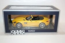 Mercedes-amg GT C roadster * nuevo * norev * 1:18