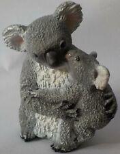 Schleich koala (vrouw met jong) 14677