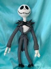 """13"""" The Nightmare Before Christmas Jack Skellington Poseable Plush Doll Gifts"""