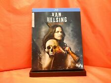 Van Helsing: Season One (Blu-ray Disc, 2017, 3-Disc Set) Like New #2107