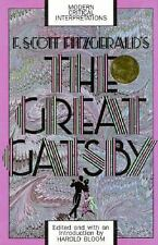 The Great Gatsby (MCI) (Bloom's Modern Critical Interpretations)  (ExLib)