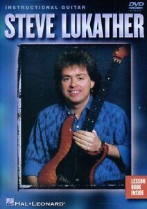 Steve Lukather: Instructional Guitar [New DVD]
