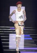 Christian Dior by John Galliano Silk Lace Skirt
