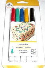 EK Tools PAINT MARKERS Primary Colors 1 mm Fine Tip
