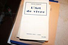 FRANC NOHAIN L Art de Vivre 1929