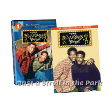The Wayans Bros.: 1990s TV Series Complete Seasons 1 & 2 Box / DVD Set(s) NEW!