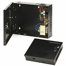AC 110V to DC 12V Power Supply Box for TCP/IP Door Access Control Board Panel
