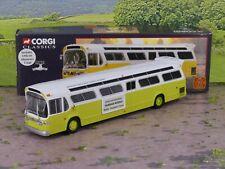 Corgi 54506 GM 5300 Bus Peoria Fire Department 1:50 Diecast mint boxed