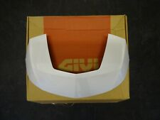 Givi C47B912 Top Case Cover for B47 Blade Boxes B912 Pearl White Painted Lid