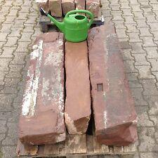 3 Antique Sandstone Friese Natural Stone Pillar Levels Blockstufe Steps G 20