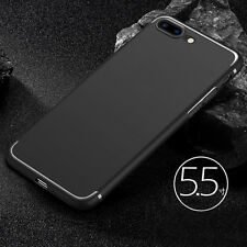 Luxury Matte Thin Silicone TPU Full Protective Case Cover for iPhone 5 7/6s Plus