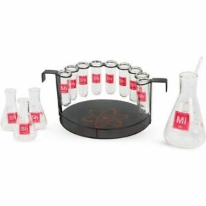 15 Piece Science Chemistry Bar Set