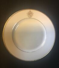 Catholic Plate / Dish with Coat of Arms with Papal Tiara and Keys