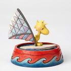 Enesco Jim Shore Figur 4055656 - Woodstock Windsurfing - The Peanuts Skulptur
