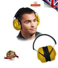 2 Pairs Muffs - Headband NOISE Hearing EAR Protection NEW Comfortable DefenderUK