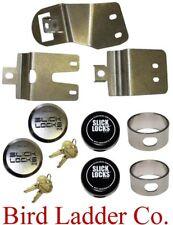 Slick Locks - Fits: Nissan NV 2500-3500 2011 & Up Van Doors - NV-FVK-SLIDE-TK