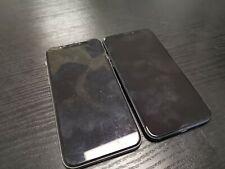 Lot 2 iPhone X 64/256Go HS, pas de compte icloud, débloqué