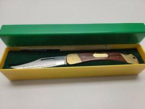 1977 Vintage 970 Puma Game Warden Knife B2