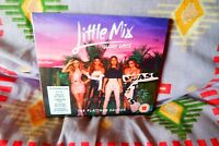 "CD + DVD Little Mix New Sealed Freepost # 1""Deluxe Platinum Edition Glory Days"""