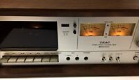 Vintage TEAC A-150 Stereo Cassette Deck (PARTS, AS-IS)