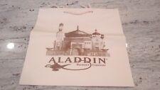 """NEW ALADDIN -LAS VEGAS RESORT HOTEL SHOPPING /GIFT BAG 16X16"""""""