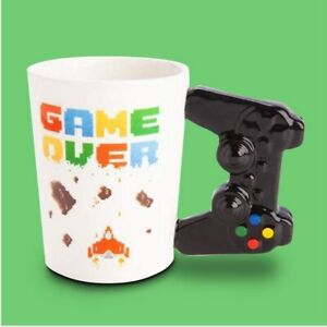 Gamer Joystick Game  Coffee Cup Tea Mug Novelty Themed 350ml
