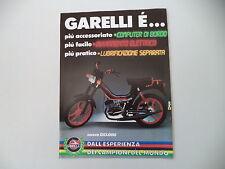 advertising Pubblicità 1983 GARELLI CICLONE 50