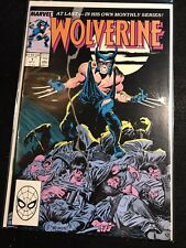 WOLVERINE #1 First Logan as Patch NM Marvel 1988 Ongoing Series CGC It!