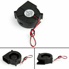 Brushless DC Blower Ventilateur de Refroidissement 12V 7530s 75x75x30mm 0.18A AF